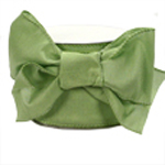 Clean Green #40 Wired Ribbon