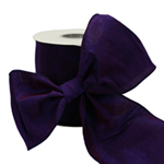 Purple #40 Wired Ribbon